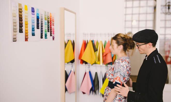 le concept store unique en france l 39 habit fait le moi relooking brest. Black Bedroom Furniture Sets. Home Design Ideas